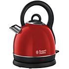 more details on Russell Hobbs Westminster Red Dome Kettle.