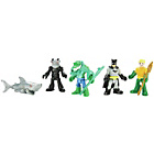 more details on Imaginext DC Super Friends DC Super Heroes vs Super Villains