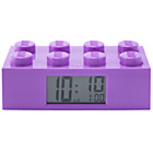 more details on LEGO® Friends Brick Alarm Clock.