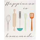 more details on Premier Housewares Happiiness is Homemade Wall Plaque.