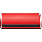 more details on Brabantia Top Bread Bin - Passion Red.