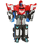 more details on Transformers Robots in Disguise Mega Optimus Prime Figure.