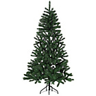 more details on Green Flat Backed Christmas Tree - 6ft