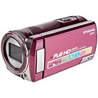 more details on Polaroid 16MP 10 x Optical Zoom DVR Camcorder - Red