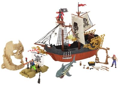 Chad Valley Pirate Value Playset