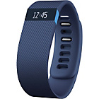 more details on Fitbit Charge Large Activity Tracker Wristband - Blue.