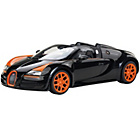 more details on Rastar RC Bugatti Black 1:14.