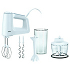 more details on Braun HM3135 Electric Hand Mixer - White.