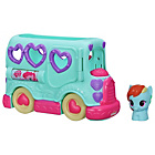 more details on Playskool  My Little Pony Rainbow Dash Friendship Bus.