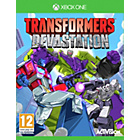 more details on Transformers: Devastation Xbox One Game.