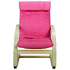 more details on Bentwood Kids Chair - Pink.