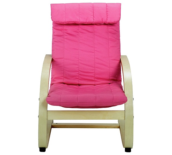 Buy Bentwood Kids Chair Pink At Your