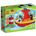 more details on LEGO® DUPLO Town Fire Boat.