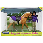 more details on Breyer English Horse and Rider Figure.