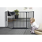 more details on BabyDan Medium Flex Gate - Metal.