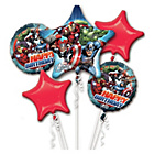 more details on Avengers Foil Balloon Bouquet.