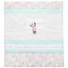 more details on Disney Minnie Mouse Crib Bedding Set - Pink.