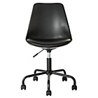 more details on Brady Mid Back Height Adjustable Office Chair - Black.