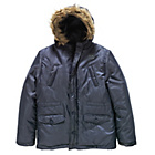 more details on Firetrap Navy Parker Jacket - 10-11 Years.