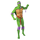 more details on Teenage Mutant Ninja Turtles Donatello 2nd Skin - Size 42-44