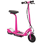 more details on Razor E100S Electric Scooter With Seat - Pink.