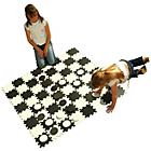 more details on Traditional Garden Games Draughts.