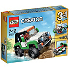 more details on LEGO® Creator Adventure Vehicles - 31037.