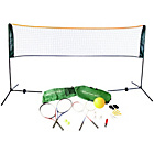more details on Traditional Garden Games Badminton Volleyball & Tennis Set.