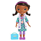 more details on DOC MCSTUFFINS MY FRIEND PET VET DOC DOLL