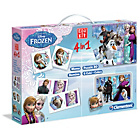 more details on Clementoni Disney Frozen 4 in 1 Games Set.