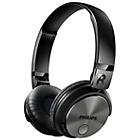 more details on Philips SHB3165 Wireless Headphones - Black.