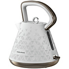 more details on Morphy Richards 108102 Prism Kettle - White.