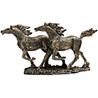 more details on Premier Housewares Bronze Finish Horse Sculpture.