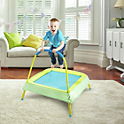 more details on Chad Valley Green Junior Trampoline with Handle.