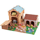 more details on Chad Valley Wooden 50 Piece Farm Set.