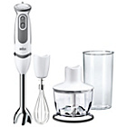 more details on Braun MQ5035WH Hand Blender - White.