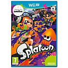 more details on Splatoon Wii U Game.