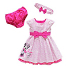 more details on Disney Minnie Mouse Girls' Dress Set.