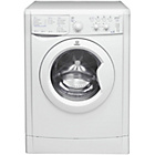 more details on Indesit IWDC6125 Washer Dryer - White/Exp.Del.