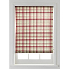 more details on 4ft Check Roller Blind - Red.