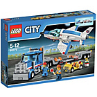 more details on LEGO City Training Jet Transporter - 60079.