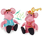 more details on The Clangers Sqeeze 'n' Whistle Plush Assortment.