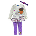 more details on Disney Doc McStuffins Girls' Top and Leggings Set.