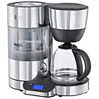 more details on Russell Hobbs Purity Filter Coffee Maker - Metallic.