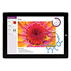 more details on Microsoft Surface 3 10.8 Inch Tablet - 128GB.