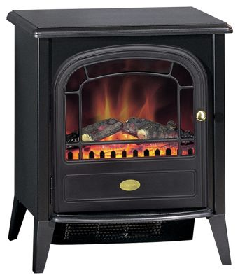 buy adam new england electric stove oak and cream at. Black Bedroom Furniture Sets. Home Design Ideas
