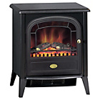 more details on Dimplex Club Electric Stove with Remote Control.