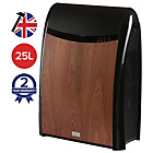 more details on Ebac 6200 25 Litre Dehumidifier - Mahogany.
