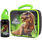 more details on Jurassic World Lunchbag and Bottle.
