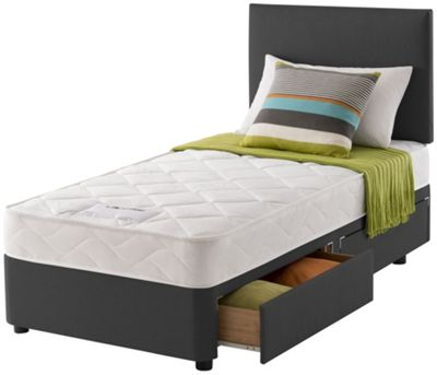 Buy Forty Winks Newington Essential Double Divan Bed At Your Online Shop For Divan